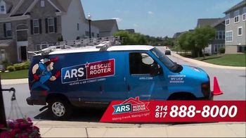 ARS Rescue Rooter $99 Drain Cleaning Special TV Spot, 'Clogged Drain' - Thumbnail 3