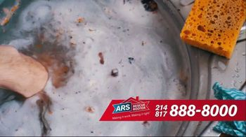 ARS Rescue Rooter $99 Drain Cleaning Special TV Spot, 'Clogged Drain' - Thumbnail 4