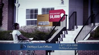 Law Offices of Michael A. DeMayo TV Spot, 'Lisa' - Thumbnail 5