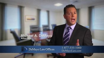Law Offices of Michael A. DeMayo TV Spot, 'Lisa' - Thumbnail 7