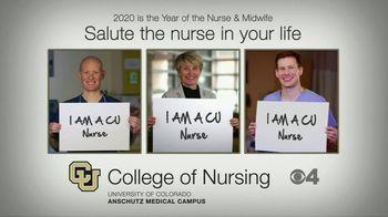 University of Colorado Anschutz Medical Campus TV Spot, '2020 Year of the Nurse & Midwife: I Am' - Thumbnail 6