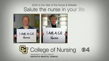 University of Colorado Anschutz Medical Campus TV Spot, '2020 Year of the Nurse & Midwife: I Am' - Thumbnail 5