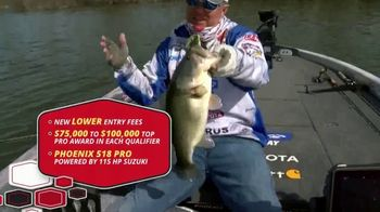 FLW TV Spot, 'Fish the Toyota Series'