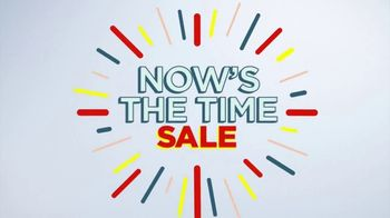 Kohl's Now's the Time Sale TV Spot, 'Fleece and Shoes for the Family'