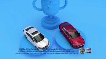 Honda TV Spot, 'Compare: Sedans' [T2] - Thumbnail 3