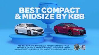 Honda TV Spot, 'Compare: Sedans' [T2] - Thumbnail 4
