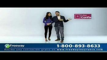 Freeway Insurance TV Spot, 'Más de 35 años de experiencia' [Spanish] - Thumbnail 3