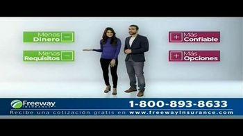 Freeway Insurance TV Spot, 'Más de 35 años de experiencia' [Spanish] - Thumbnail 4