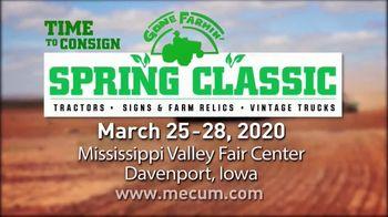 Mecum Auctions 2020 Gone Fishin' Spring Classic TV Spot, '1971 John Deere 2520' - Thumbnail 7