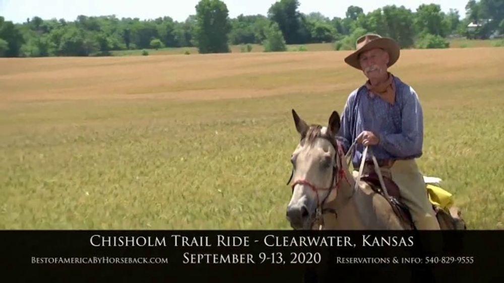 Best of America by Horseback TV Commercial, 'Chisholm Trail'