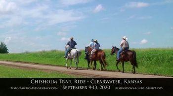 Best of America by Horseback TV Spot, 'Chisholm Trail' - Thumbnail 3