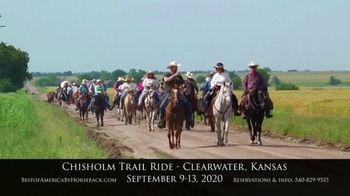 Best of America by Horseback TV Spot, 'Chisholm Trail' - Thumbnail 5