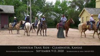 Best of America by Horseback TV Spot, 'Chisholm Trail' - Thumbnail 6
