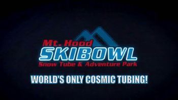 Mt. Hood Skibowl Snow Tube & Adventure Park TV Spot, 'Cosmic Tubing' - Thumbnail 2
