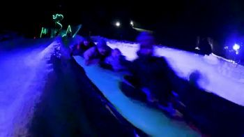 Mt. Hood Skibowl Snow Tube & Adventure Park TV Spot, 'Cosmic Tubing' - Thumbnail 8