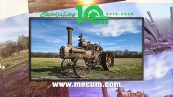 Mecum Gone Farmin\' 2020 Spring Classic TV Spot, \'1911 Case 30 Horsepower Traction Engine\'