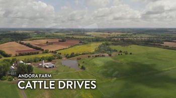 Andora Farm TV Spot, 'Cattle Drives' - Thumbnail 2