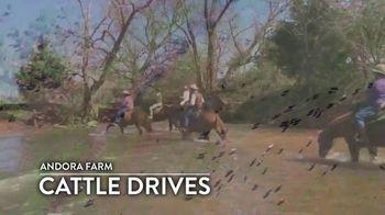 Andora Farm TV Spot, 'Cattle Drives' - Thumbnail 4