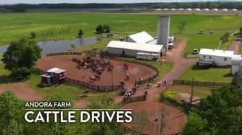 Andora Farm TV Spot, 'Cattle Drives' - Thumbnail 5