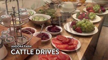 Andora Farm TV Spot, 'Cattle Drives' - Thumbnail 7