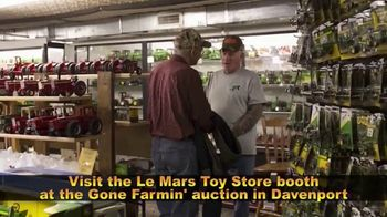 Le Mars Toy Store TV Spot, 'Until You See It'