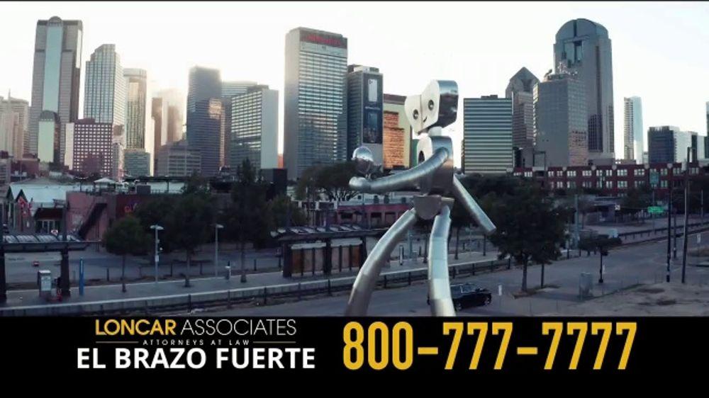 Loncar & Associates TV Commercial, 'El brazo fuerte'