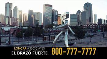 Loncar & Associates TV Spot, 'El brazo fuerte' [Spanish]