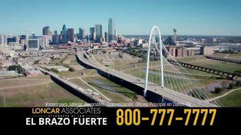 Loncar & Associates TV Spot, 'El brazo fuerte' [Spanish] - Thumbnail 2