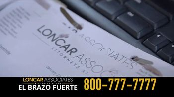 Loncar & Associates TV Spot, 'El brazo fuerte' [Spanish] - Thumbnail 3