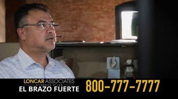 Loncar & Associates TV Spot, 'El brazo fuerte' [Spanish] - Thumbnail 4