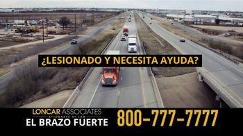 Loncar & Associates TV Spot, 'El brazo fuerte' [Spanish] - Thumbnail 6