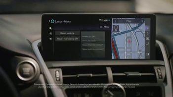 2020 Lexus NX TV Spot, 'Book Review' [T2] - Thumbnail 2
