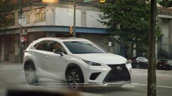 2020 Lexus NX TV Spot, 'Book Review' [T2] - Thumbnail 3