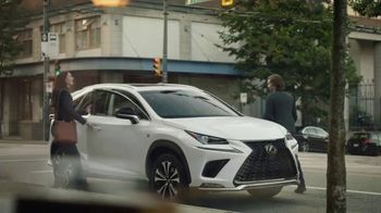 2020 Lexus NX TV Spot, 'Book Review' [T2] - Thumbnail 7