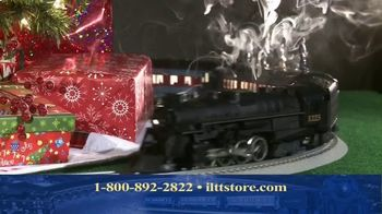 I Love Toy Trains Country Store TV Spot, 'The Polar Express'