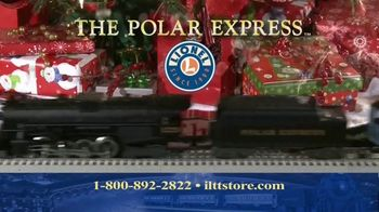 I Love Toy Trains Country Store TV Spot, 'The Polar Express' - Thumbnail 1