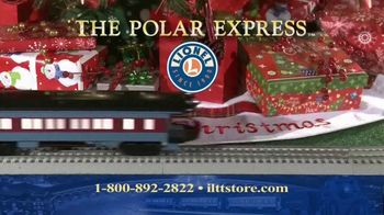 I Love Toy Trains Country Store TV Spot, 'The Polar Express' - Thumbnail 2