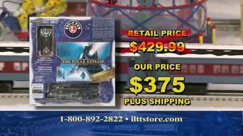 I Love Toy Trains Country Store TV Spot, 'The Polar Express' - Thumbnail 6