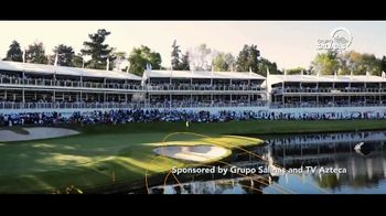 Grupo Salinas TV Spot, 'Shared Prosperity: WGC Mexico Championship' - 195 commercial airings