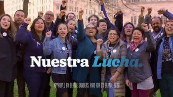 Bernie 2020 TV Spot, 'Nuestro futuro' [Spanish] - Thumbnail 7