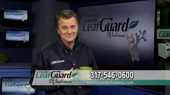 LeafGuard of Indiana Winter Half Off Sale TV Spot, 'Bad Rains'