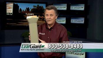 LeafGuard of Oregon Winter Half Off Sale TV Spot, 'Big Mouth' - Thumbnail 2