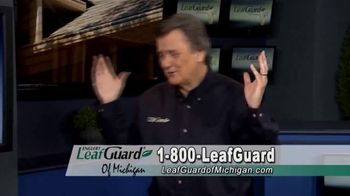 LeafGuard of Michigan Winter Half Off Sale TV Spot, 'Don't Deal With Old Gutters' - Thumbnail 3