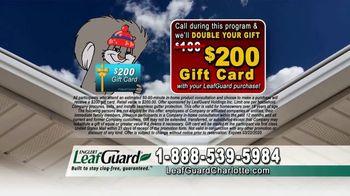 LeafGuard of Charlotte Winter Half Off Sale TV Spot, 'John' - Thumbnail 7