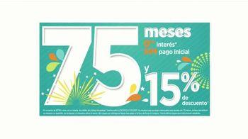Ashley HomeStore Aniversario 75 TV Spot, 'Hay que celebrar' [Spanish] - Thumbnail 3