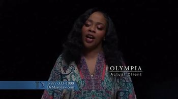 Law Offices of Michael A. DeMayo TV Spot, 'Olympia' - Thumbnail 2