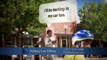 Law Offices of Michael A. DeMayo TV Spot, 'Everyday Moments: Subtitles' - Thumbnail 3