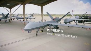 U.S. Air Force TV Spot, 'Aim High: Remotely Piloted Aircraft'