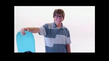 Centers for Disease Control and Prevention TV Spot, 'Brain Injuries' Featuring Kevin Pearce - Thumbnail 1