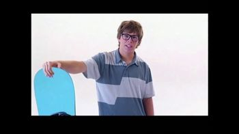 Centers for Disease Control and Prevention TV Spot, 'Brain Injuries' Featuring Kevin Pearce - Thumbnail 3